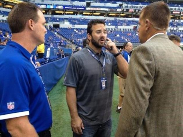 Jeff Saturday Weight Loss Jeff saturday has lost a lot of weight ...