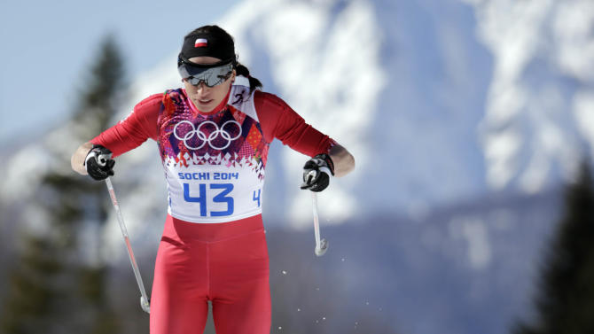 Olympics: Cross Country Skiing-Ladies' 10km Classic