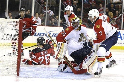 Zajac sets up 2, Brodeur has 17 saves for Devils