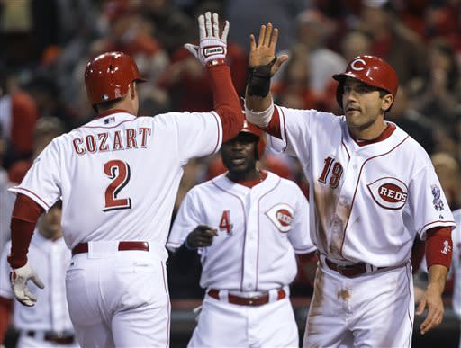 Reds hit 6 HRs, send Nationals to worst loss, 15-0