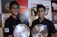 Adam Swandi and Amer Nazri to head to Ajax academy