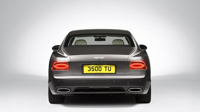 New Flying Spur is fastest Bentley ever made