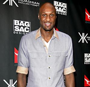 "Lamar Odom Slams His ""Absent"" Father, Defends Kardashians"