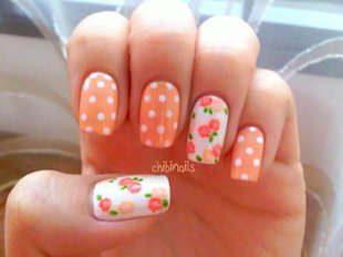 Polka Dots and Posies