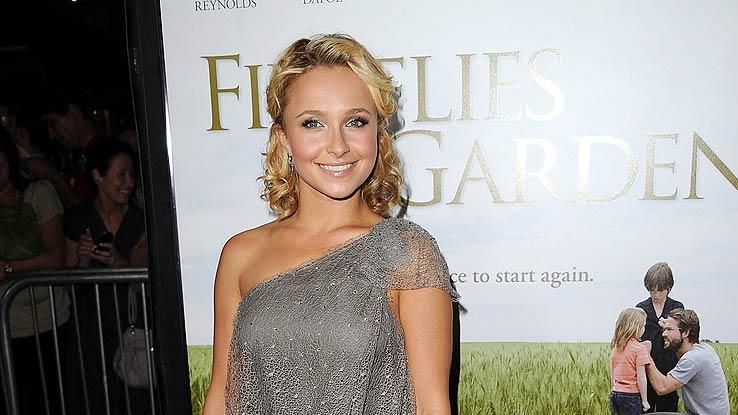 Hayden Panettiere Fireflies In The Garden Pr
