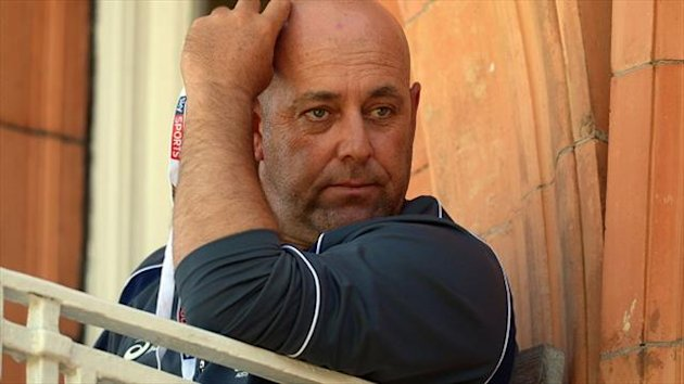 Darren Lehmann is thinking about making changes