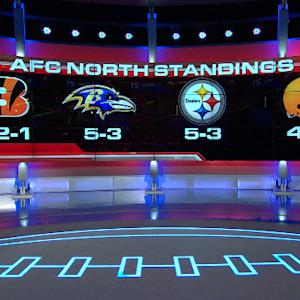 Who is the team to beat in the AFC North?