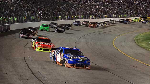Sprint Cup enters exciting stretch