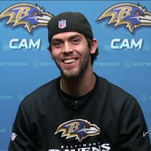 'NFL Fantasy Live': Baltimore Ravens kicker Justin Tucker admits he's a 'homer' in fantasy