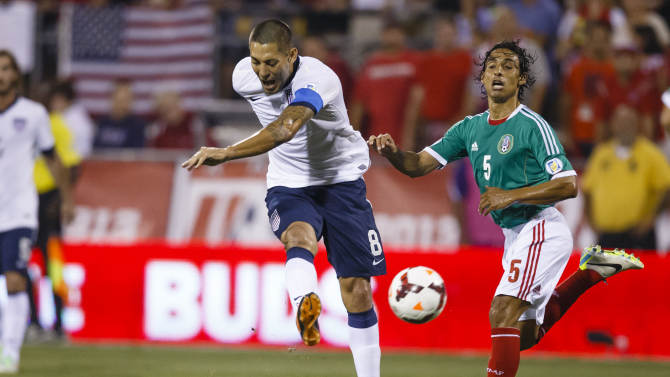 Soccer: World Cup Qualifier-Mexico at USA