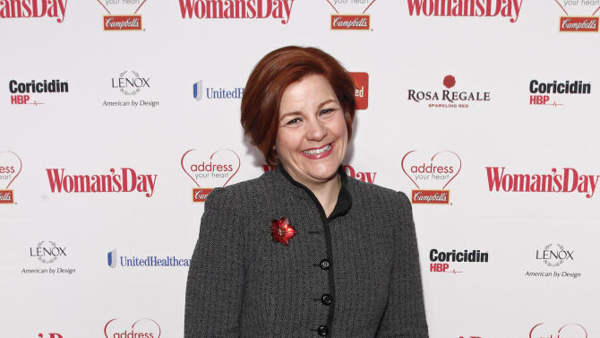 City Council Speaker Christine C. Quinn is seen at the Woman's Day Red Dress Awards on February 12, 2013, in New York City. (Brian Ach/AP Images for Campbell's)