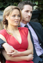 Erika Christensen and Sam Jaeger | Photo Credits: Chris Haston/NBC