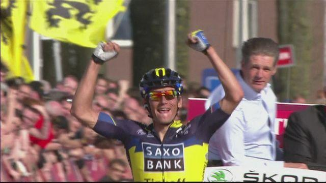 Kreuziger cruises to victory at the Amstel Gold Race [AMBIENT]