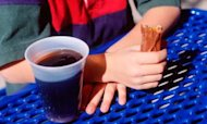 Sugary Drink Tax 'Could Pay For School Meals'