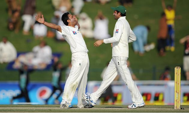 England v Pakistan: 2nd Test - Day Four