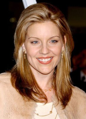 Andrea Parker at the Hollywood premiere of Warner Bros. Pictures' Constantine