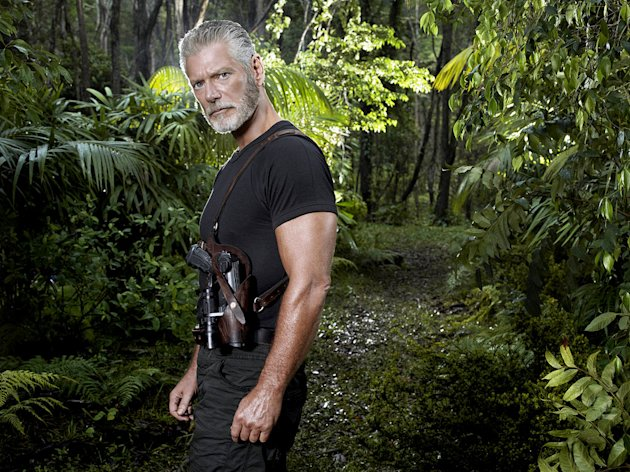 "Stephen Lang stars as Commander Nathaniel Taylor in ""Terra Nova."""