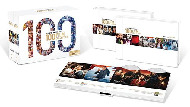 Blog Best of Warner Bros. 100 Film Collection Box Art 630