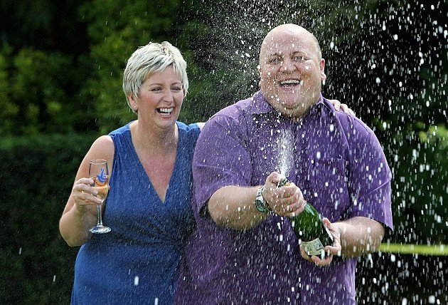 Couple Who Won £148million To Divorce