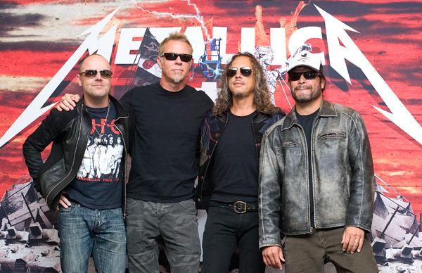 Metallica Launch New Record Label