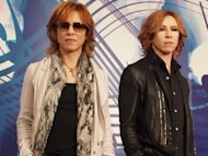 X Japan YOSHIKI completes wax model