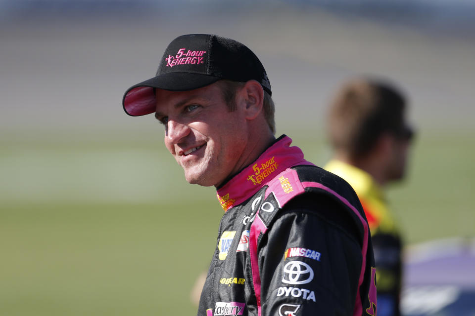 Clint Bowyer has Richmond mess in rearview mirror
