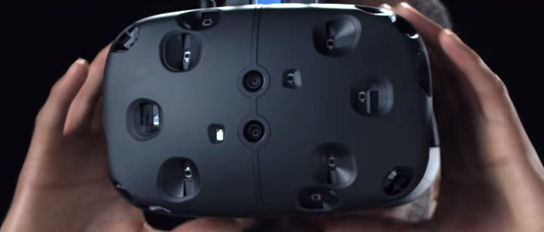 Valve and HTC Reveal Vive VR Headset