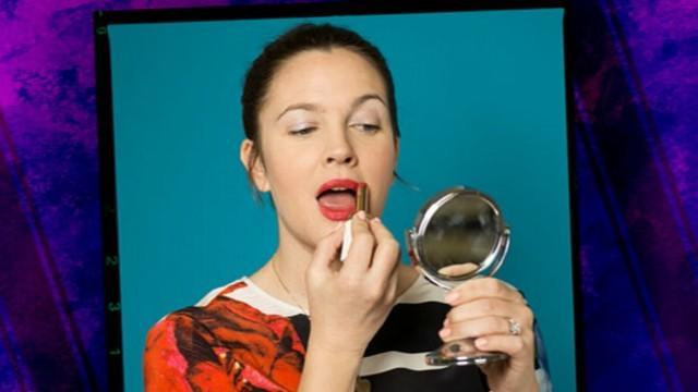 Drew Barrymore Launches Cosmetics Line