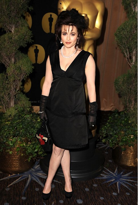 2011 Oscar Nominee Luncheon Helena Bonham Carter