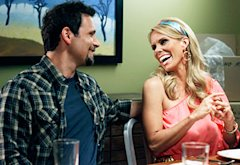Jeremy Sisto and Cheryl Hines | Photo Credits: Michael Ansell/ABC