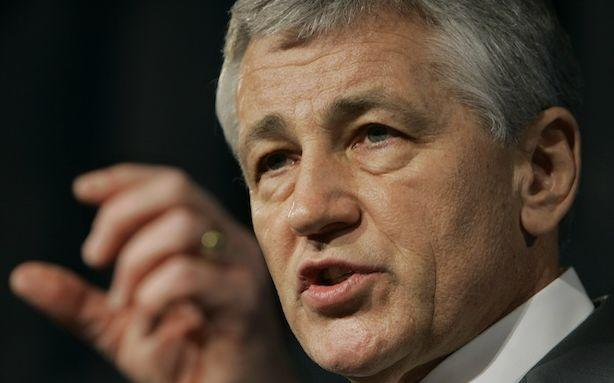 Susan Rice's Tormentors Turn Gaze to Chuck Hagel