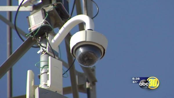 San Joaquin receives new high-tech cameras