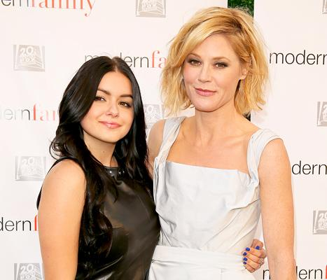 "Julie Bowen Says Ariel Winter Is ""Fantastic"" After Emancipation: ""I'm Really Proud of Her"""