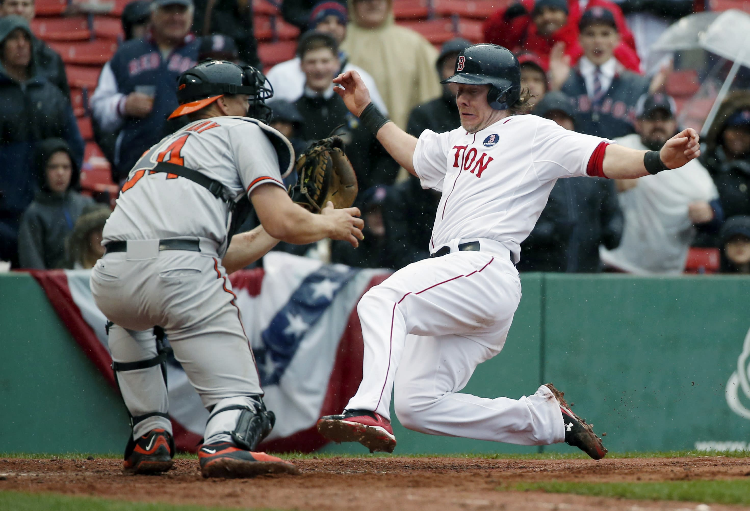 Red Sox get 5 unearned runs in 7-1 win over Orioles