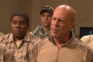 Bruce Willis' 'SNL' Ratings Down From Miley Cyrus Episode