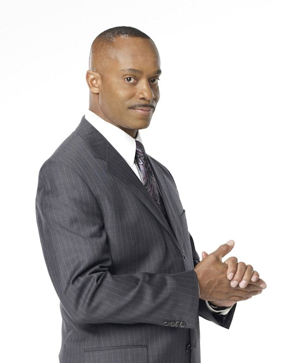 Rocky Carroll stars as NCIS Director Leon Vance in &quot;NCIS.&quot;
