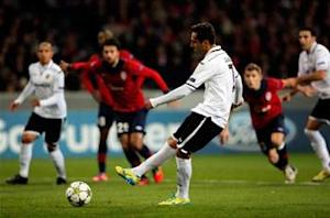 Lille 0-1 Valencia: Victorious Che forced to settle for second best