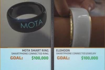 The latest in wearable smart devices