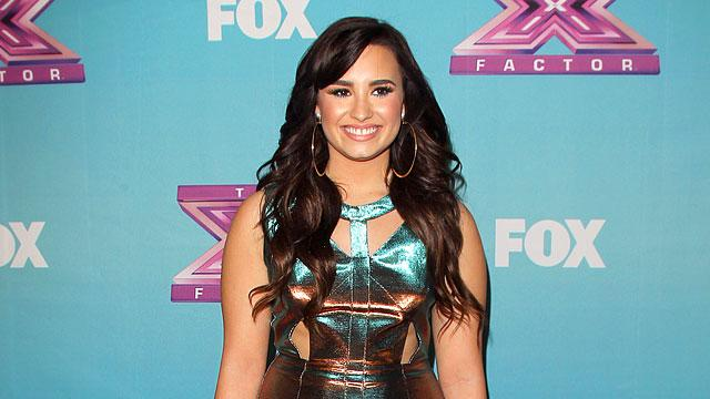Demi Lovato's Back For More 'X Factor'
