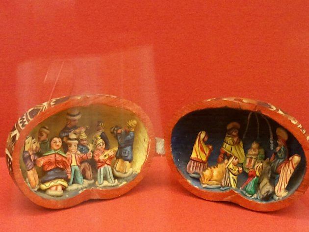 The tiniest Nativity