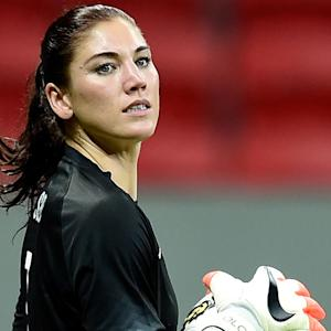 Is Hope Solo ready for the Women's World Cup?