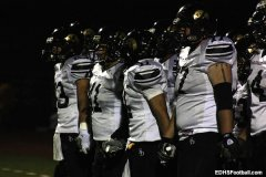 El Dorado football linemen