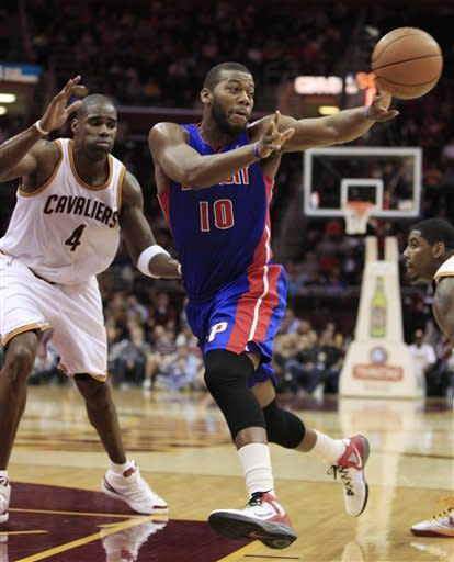 Prince's 29 paces Pistons to 87-75 win over Cavs