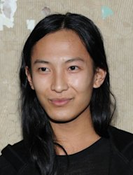O estilista Alexander Wang participa de um evento em 23 de outubro em Nova York