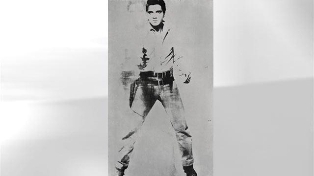 Andy Warhol's 'Double Elvis' Could Fetch $50 Million
