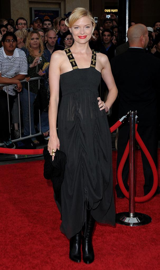 Prince of Persia Sands of Time LA Premiere 2010 Jaime King