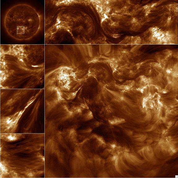How NASA Revealed Sun's Hottest Secret in 5-Minute Spaceflight