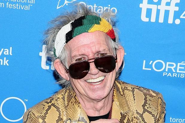 Keith Richards Trash-Talks Led Zeppelin, The Who in New Interview