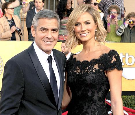 George Clooney and Stacy Keibler Split After Two Years: What Went Wrong