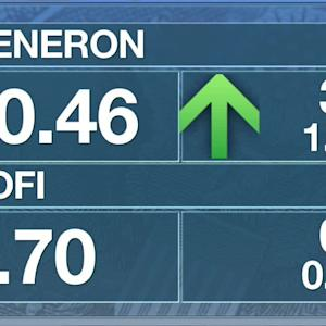 Regeneron Shares Trend Higher on Cholesterol-Lowering Results